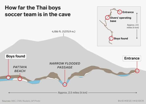 US Airman Describes 'Once In A Lifetime' Rescue Of Thai Soccer Team From Cave