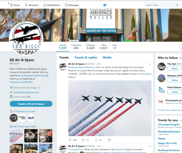 An Air and Space Museum Accidentally Marked July 4th With Russian Aircraft