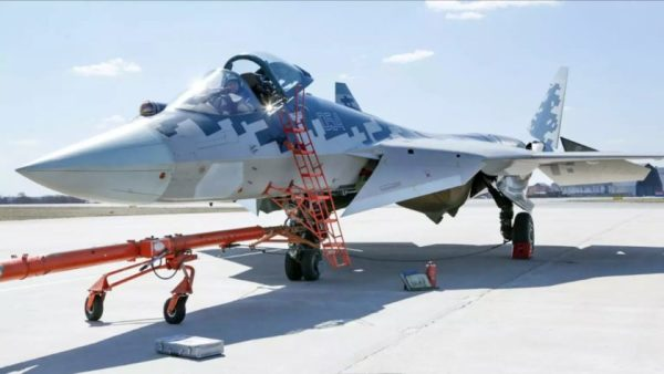 Russia Basically Just Admitted Its Next-Generation Stealth Fighter Is A Failure