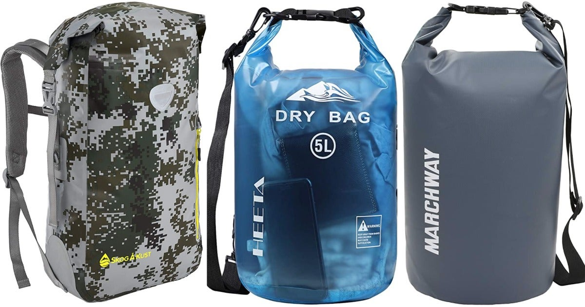 Stay high and dry with the best waterproof backpacks