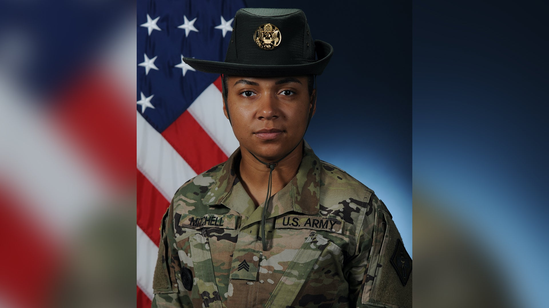 An Army drill sergeant has died after being found in her car with 'multiple gunshot wounds'