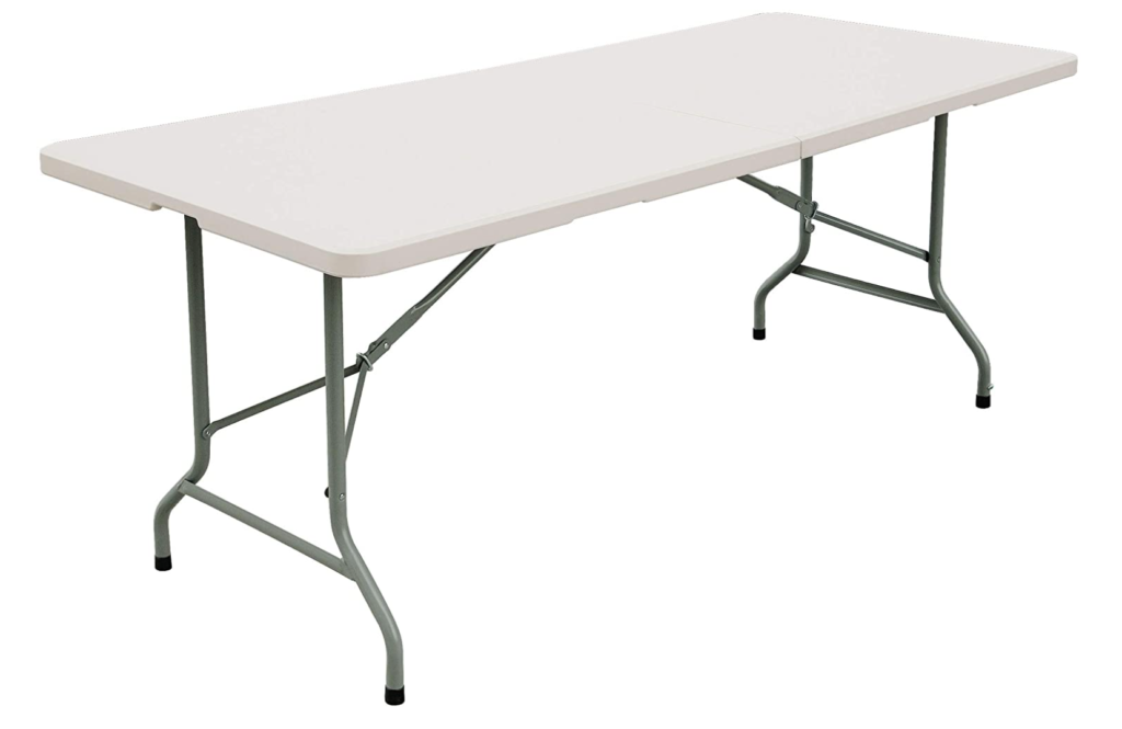 Make the most of your space with these 6 top folding tables