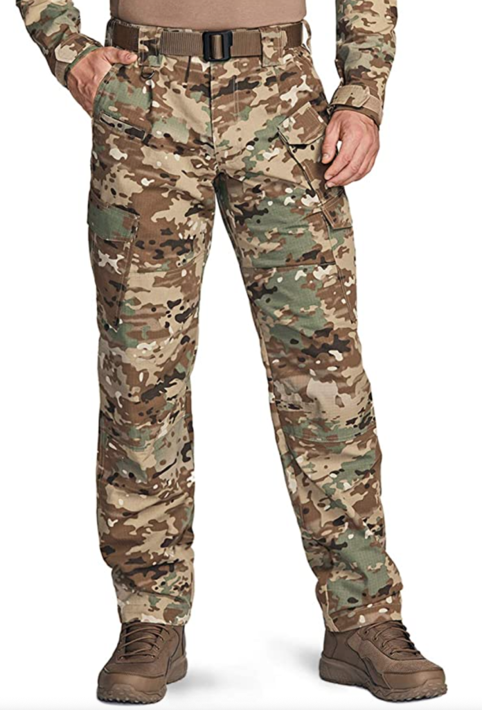 Face the great outdoors in comfort with these 6 top-rated camo pants