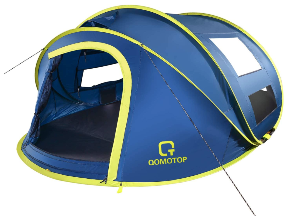 The 6 kinds of camping tents you should know about