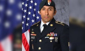 Navy SEAL Team 6 operator sentenced to 10 years over killing of Army Staff Sgt. Logan Melgar