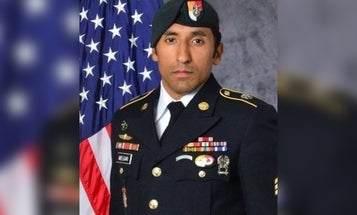 Navy SEAL Team 6 operator to plead guilty to killing Army Green Beret in Mali