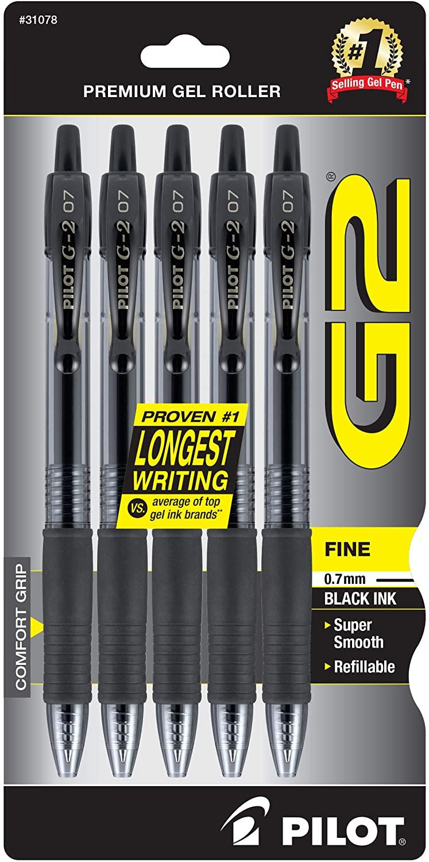PILOT G2 Premium Ball Pens