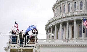 Pro-Trump mob overruns Capitol to prevent election certification