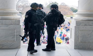 Pentagon: Don't blame us for the massive security failure at the Capitol