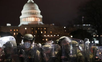 Feds charge retired Air Force officer for allegedly taking part in the Capitol Hill insurrection