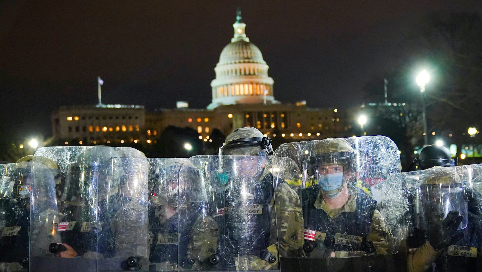 Here are the current and former military leaders blasting Trump over the Capitol riots