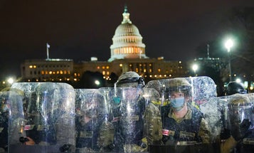 At least 26,000 troops and half a billion dollars later, the National Guard mission in DC is ending