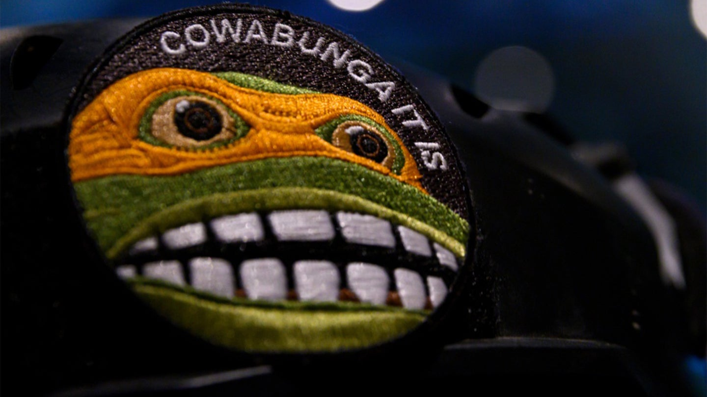 The Air Force is coming for your raunchy patches and coins