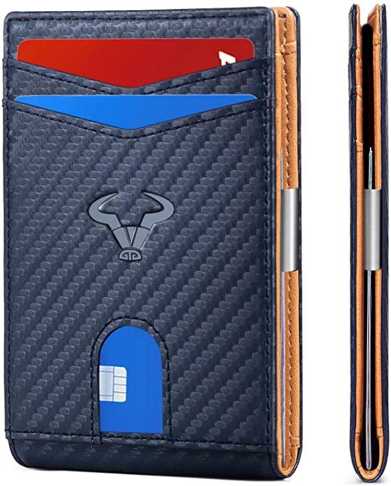 Bulliant Leather Wallet
