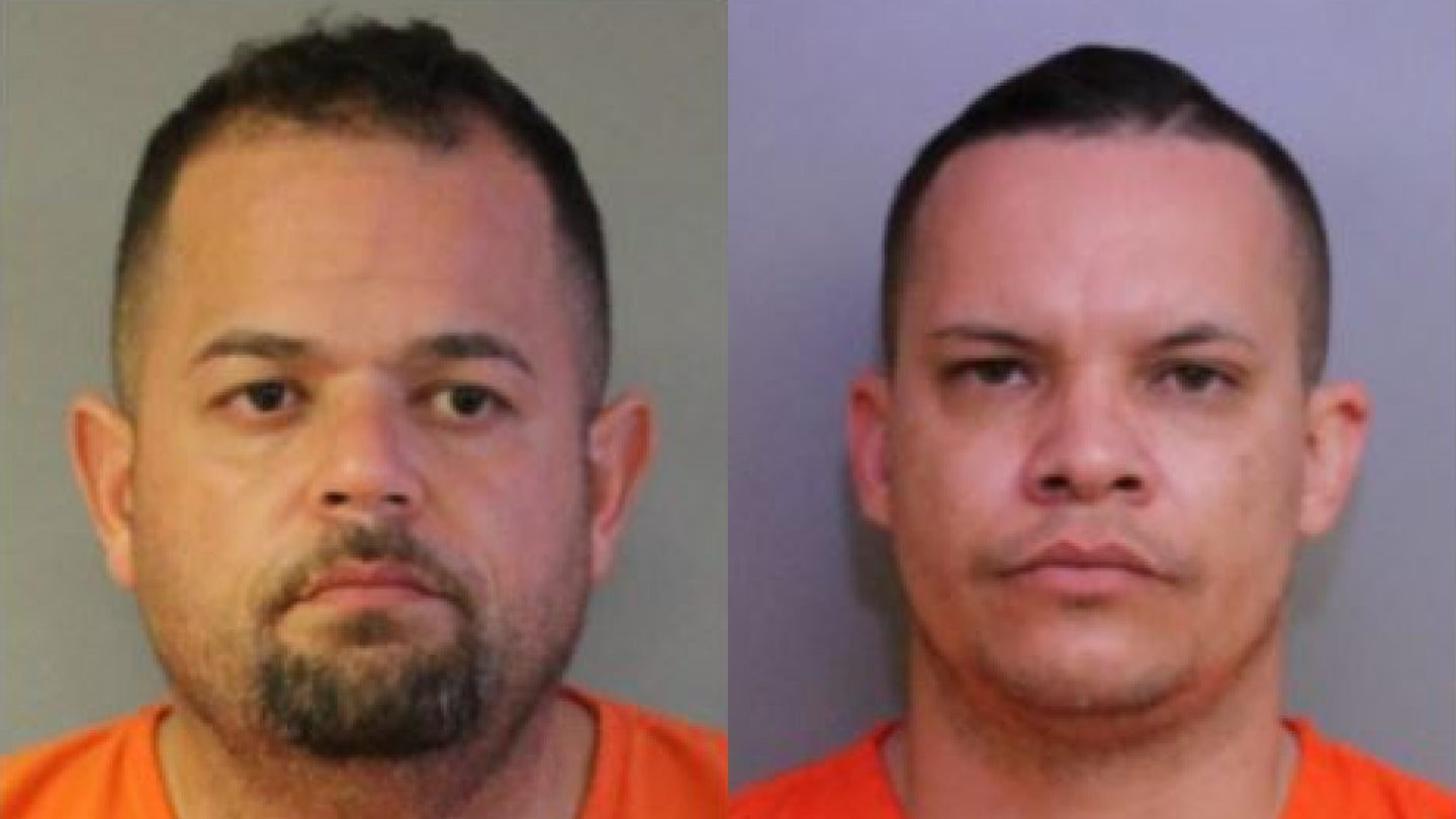 Florida men arrested for stealing remains of deceased veterans for religious rituals