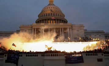 The Capitol Hill insurrection reveals veterans are at war against themselves