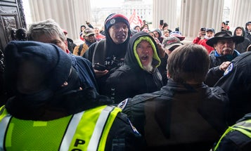 Opinion: Veterans who stormed the Capitol should lose their federal benefits