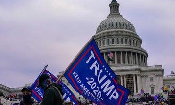Conspiracy theorists may pose as National Guard members to disrupt Biden inauguration, FBI warns