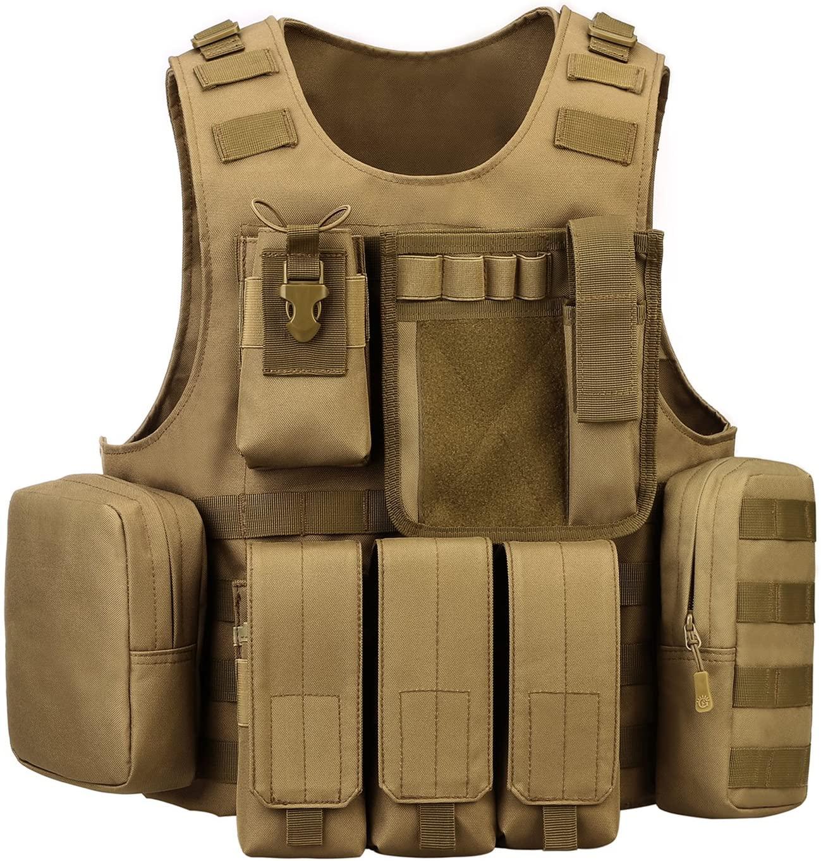 2-ArcEnCiel tactical vest