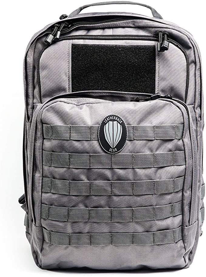 3-Leatherback Gear Tactical One