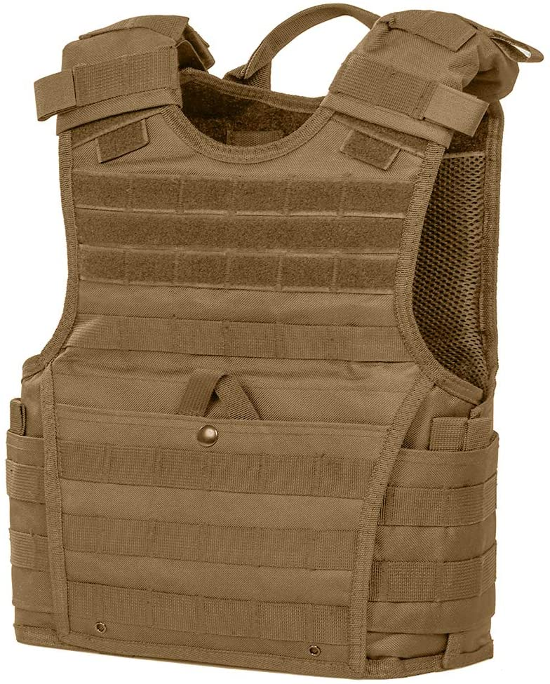 5-ATG tactical plate carrier