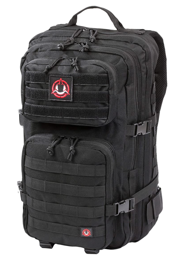 7 carry-on backpacks ready for any mission
