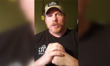 Former Navy SEAL bragged about taking part in Capitol riots in now-deleted Facebook video