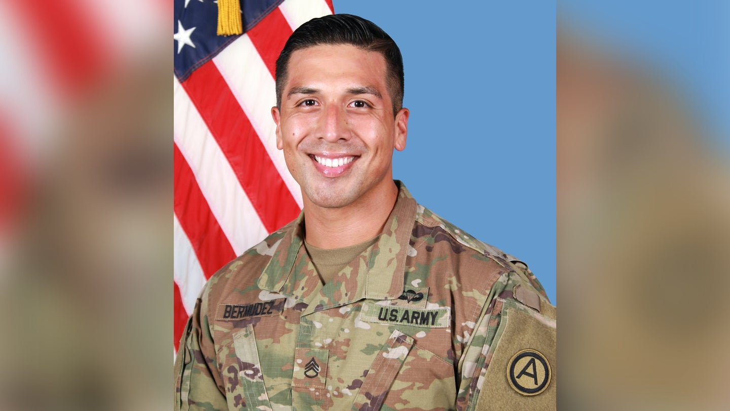 Army identifies soldier killed in vehicle accident in Kuwait