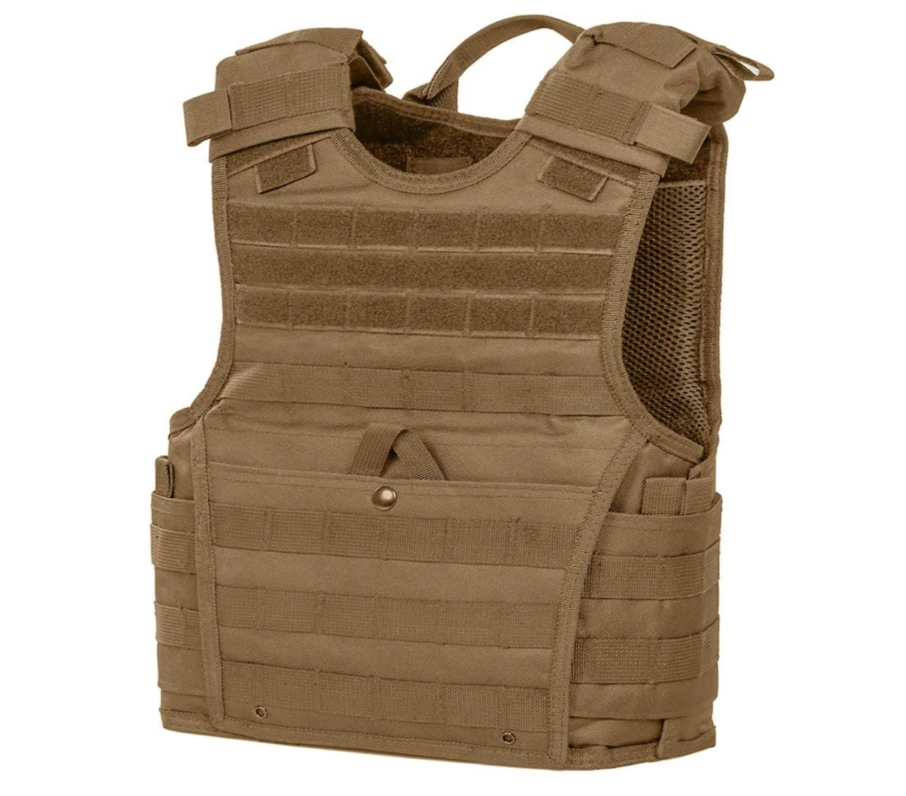 Protect yourself with these 6 plate carriers