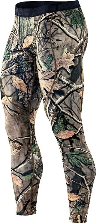 TSLA Thermal Camo Pants