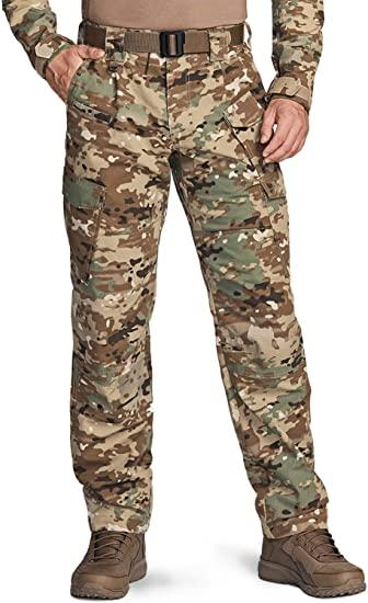 CQR Tactical Camo Pants