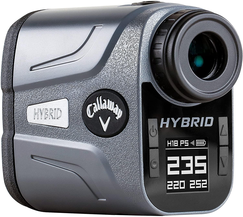 Callaway laser-GPS rangefinder