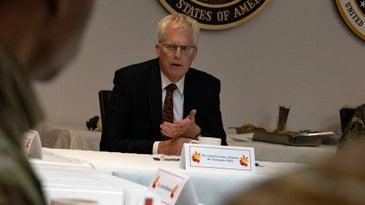 Acting Defense Secretary Chris Miller