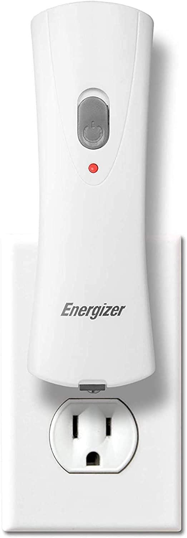 Energizer rechargeable emergency flashlight