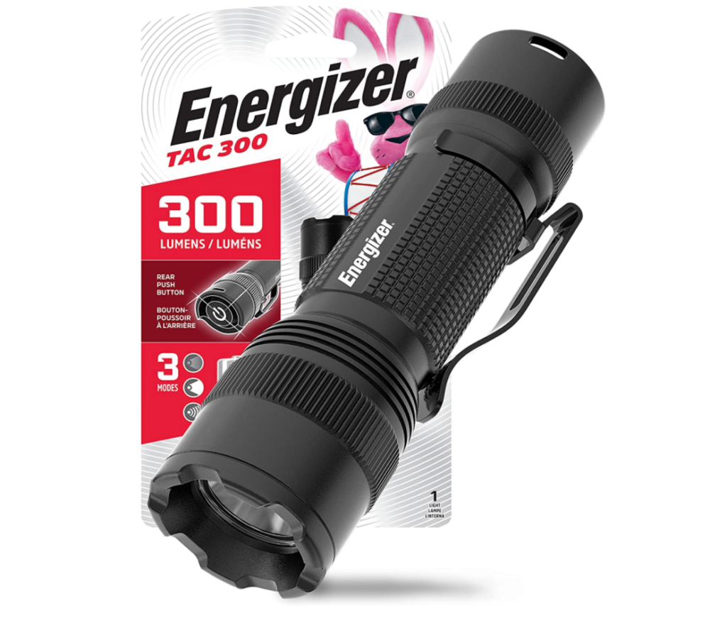 Get it done in the dark with these 5 tactical flashlights