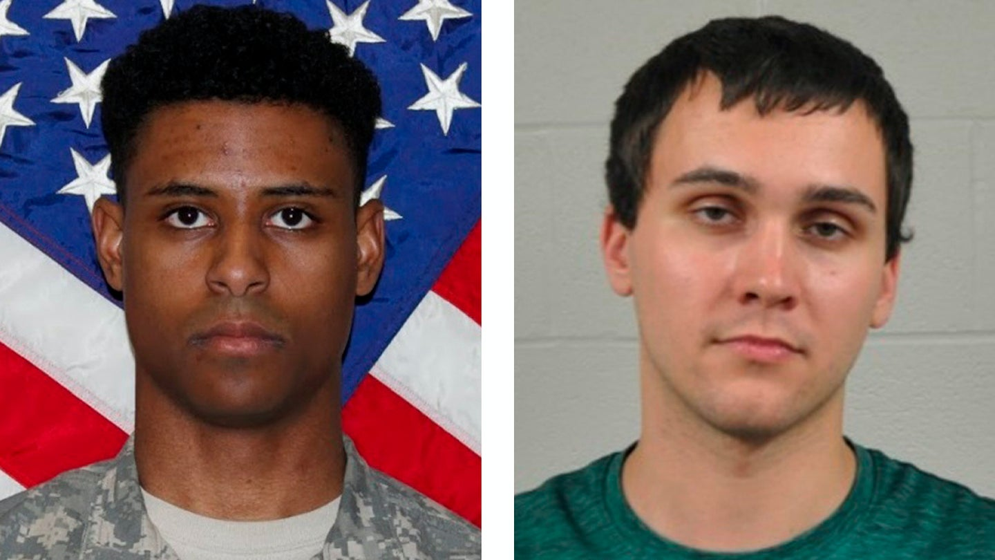White man who killed newly-commissioned Black Army lieutenant sentenced to life in prison