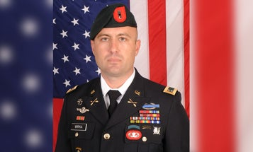 Non-combat death of Special Forces warrant officer under investigation