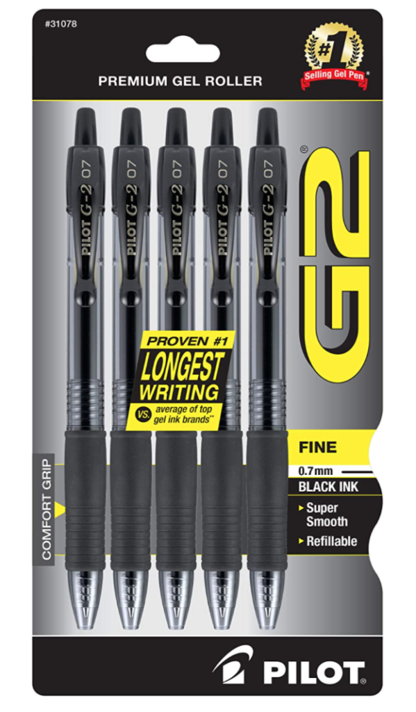 5 of the best inexpensive pens money can buy