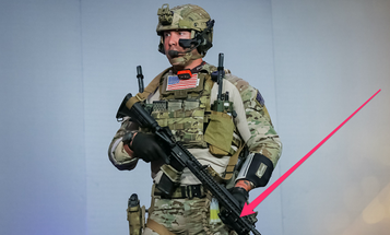 The Army is testing a piece of SOCOM's 'Iron Man' suit for its next-generation squad weapon