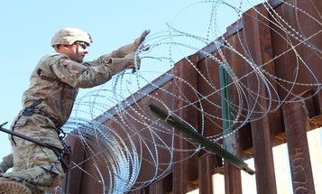 Biden orders Pentagon to stop paying for Trump's border wall
