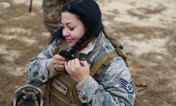 'This is a game-changer' — Air Force to allow longer braids, ponytails, bangs for women