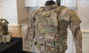 The Army's next-generation body armor plates don't currently get the job done