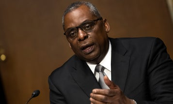 Defense Secretary Lloyd Austin to troops: I'm 'proud to be back on your team'