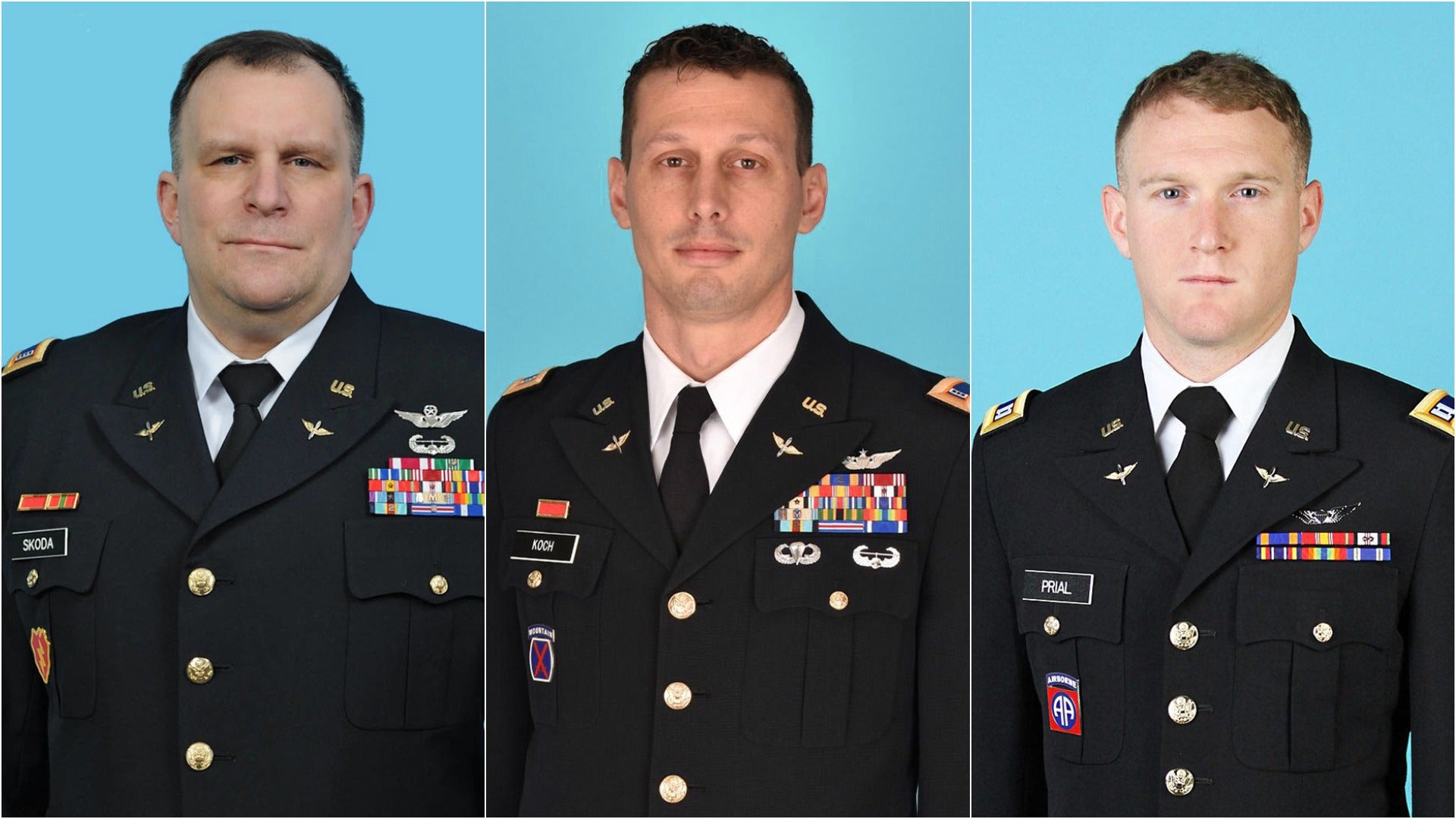 National Guard identifies 3 soldiers killed in helicopter crash in New York