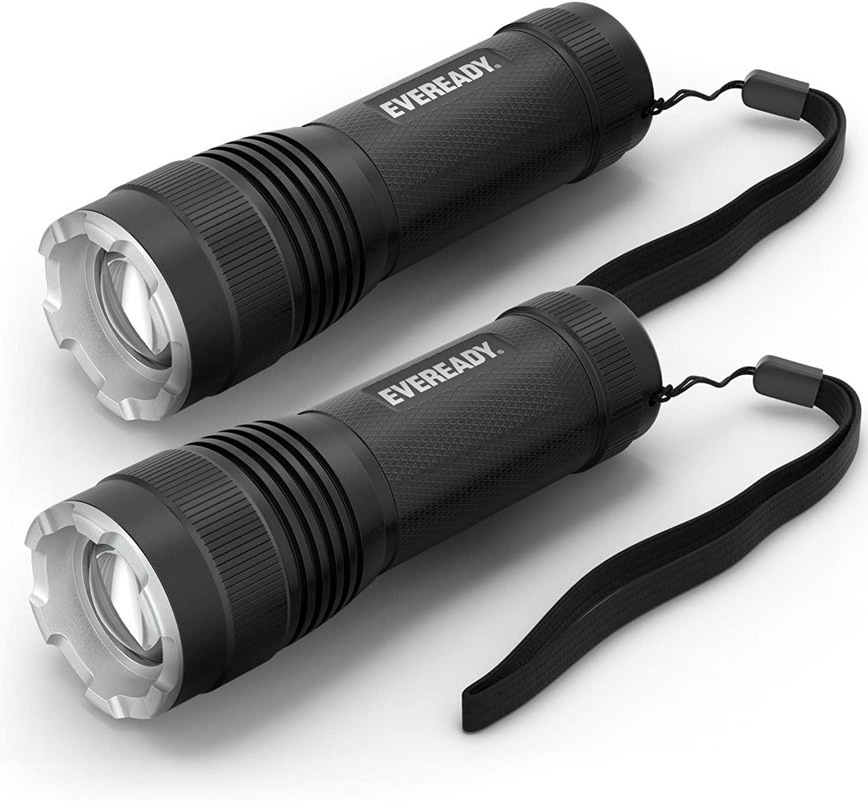 1-Eveready LED tactical flashlight