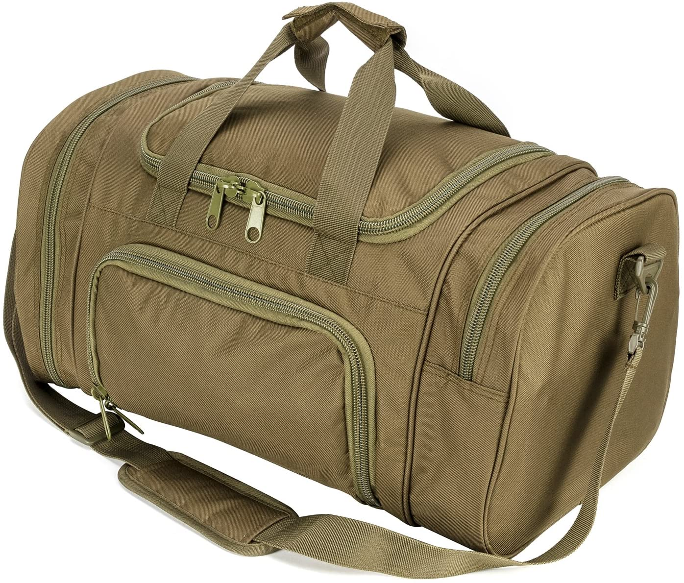 ArmyCamoUSA military tactical duffle