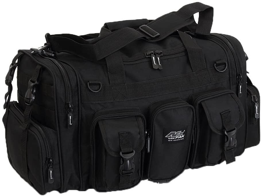 Nexpak tactical gym bag