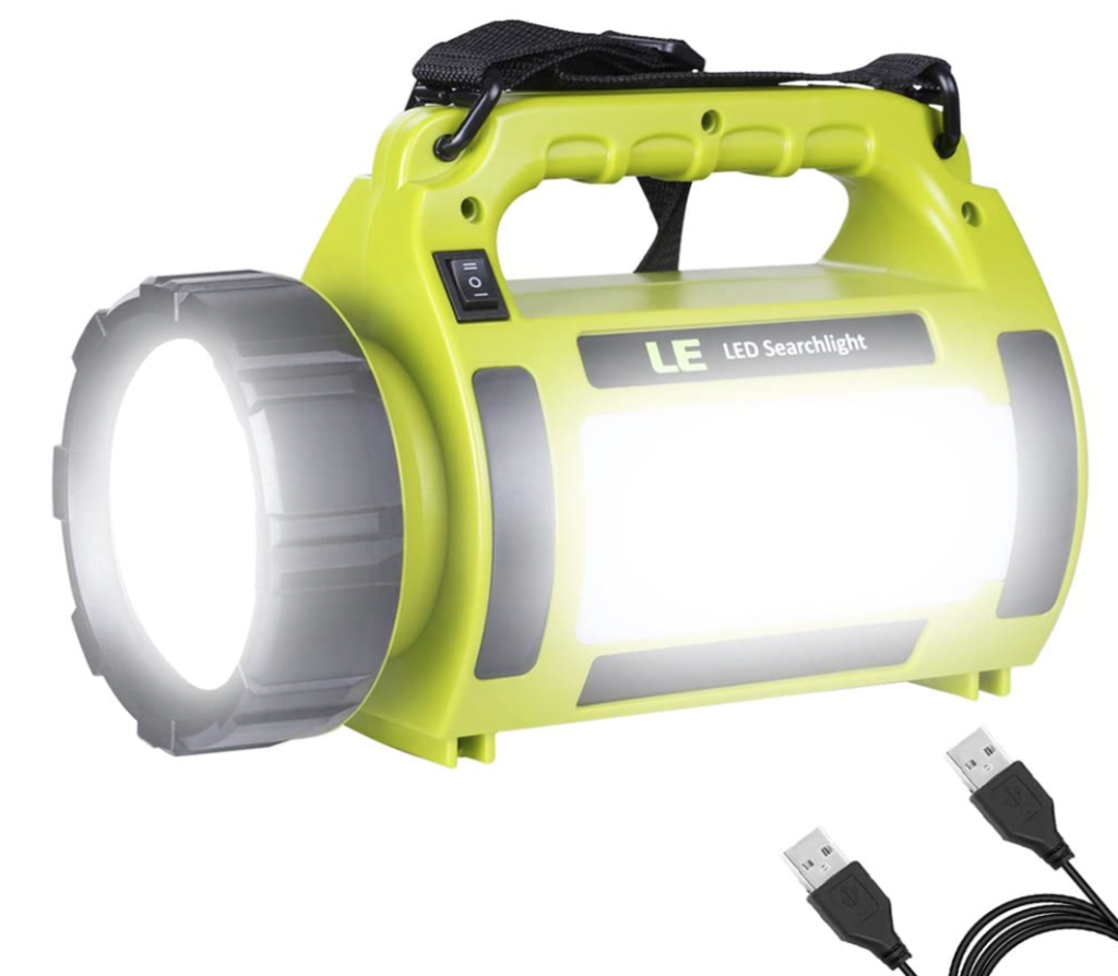 Pierce the darkness with these 7 rechargeable flashlights