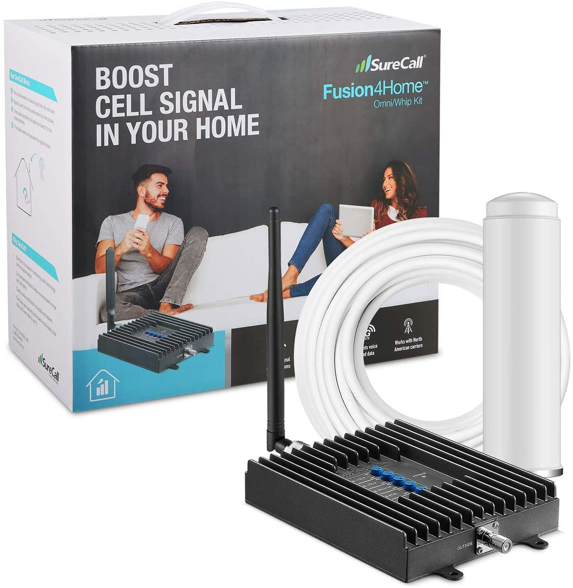 SureCall fusion4home cell booster