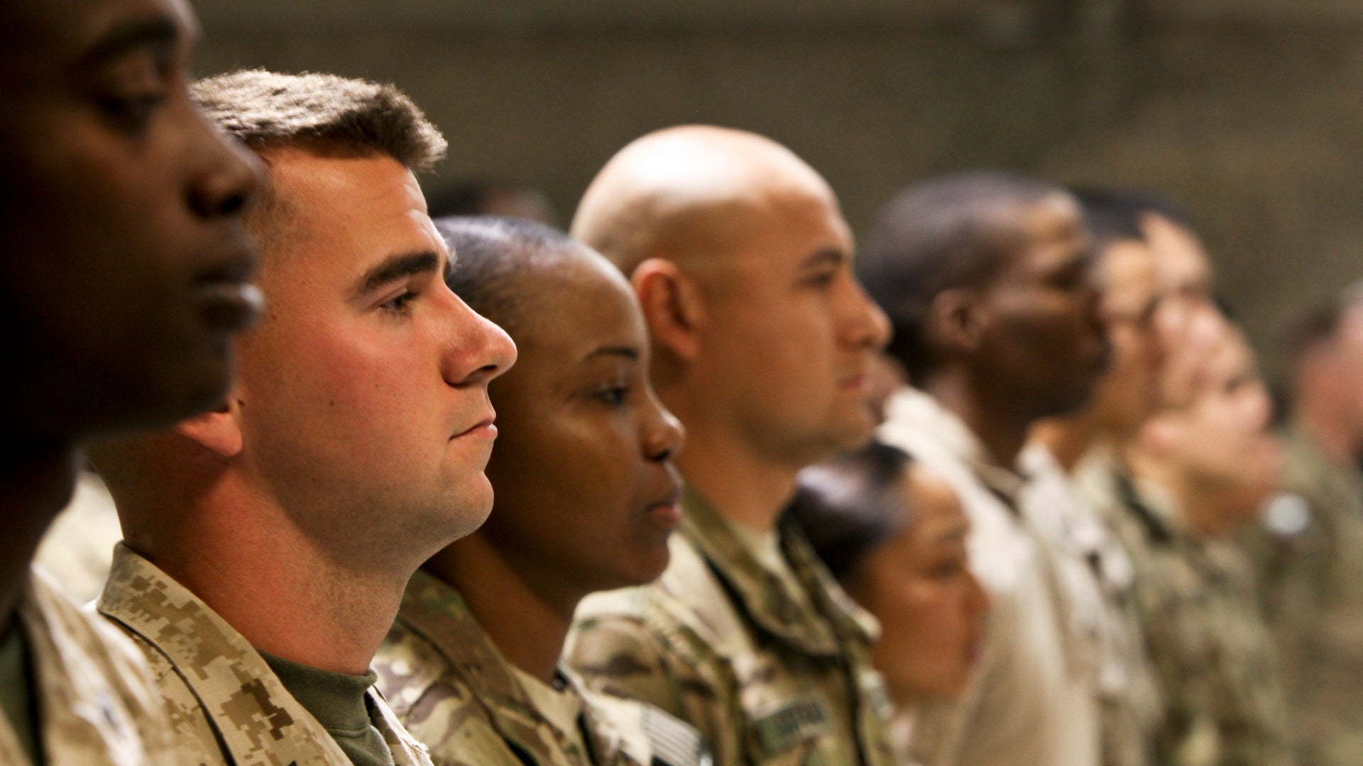 The Pentagon tried to bury an alarming survey about widespread racism in the ranks